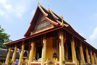 Photo: Wat Sisaket at Vientiane
