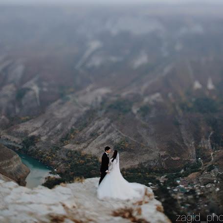 Свадебный фотограф Загид Рамазанов (Zagid). Фотография от 22.10.2017
