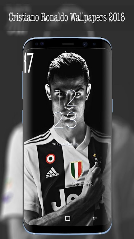 Descargar Cristiano Ronaldo Juventus Wallpaper Apk última
