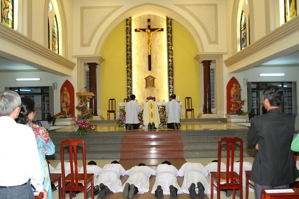 Lễ Phong Chức Phó Tế tại Toà Giám Mục Nha Trang - Ảnh minh hoạ 14