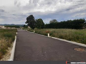 Terrain à bâtir 377 m2