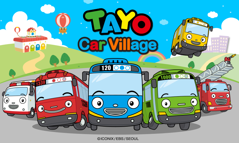 tayo car village android apps on google play clip art bring on the rain clip art brain exercise