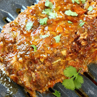 Mexican Meatloaf recipe.