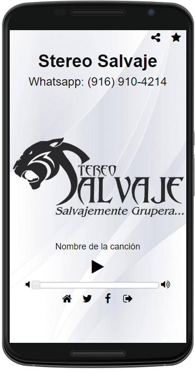 Stereo Salvaje- screenshot