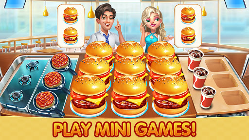 Cooking City: chef, restaurant & cooking games Apk 1