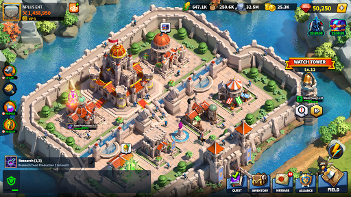League of Kingdoms android2mod screenshots 2