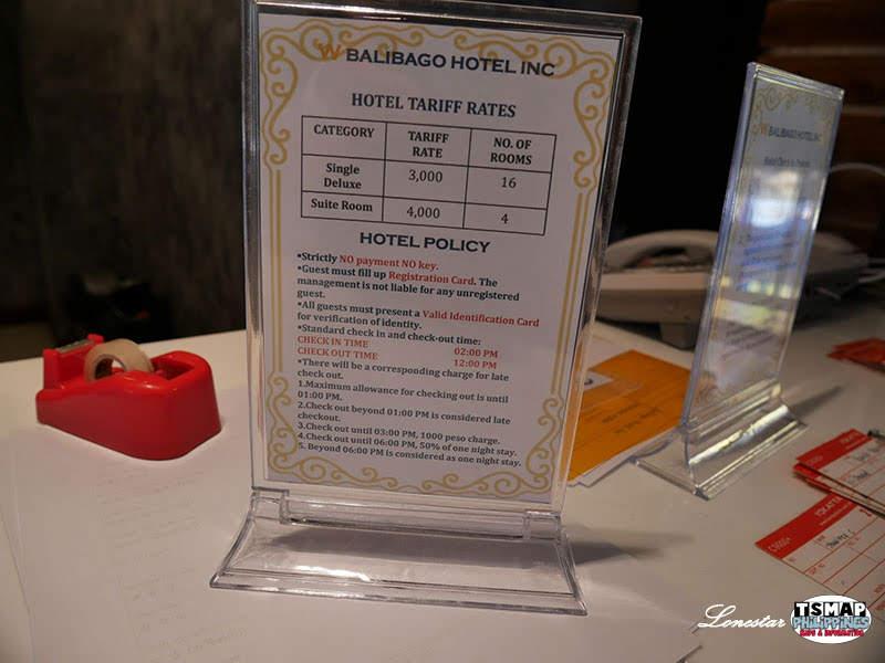W Balibago Hotel Room Rate