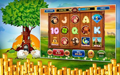 Gambling Sheep : Vegas Slots