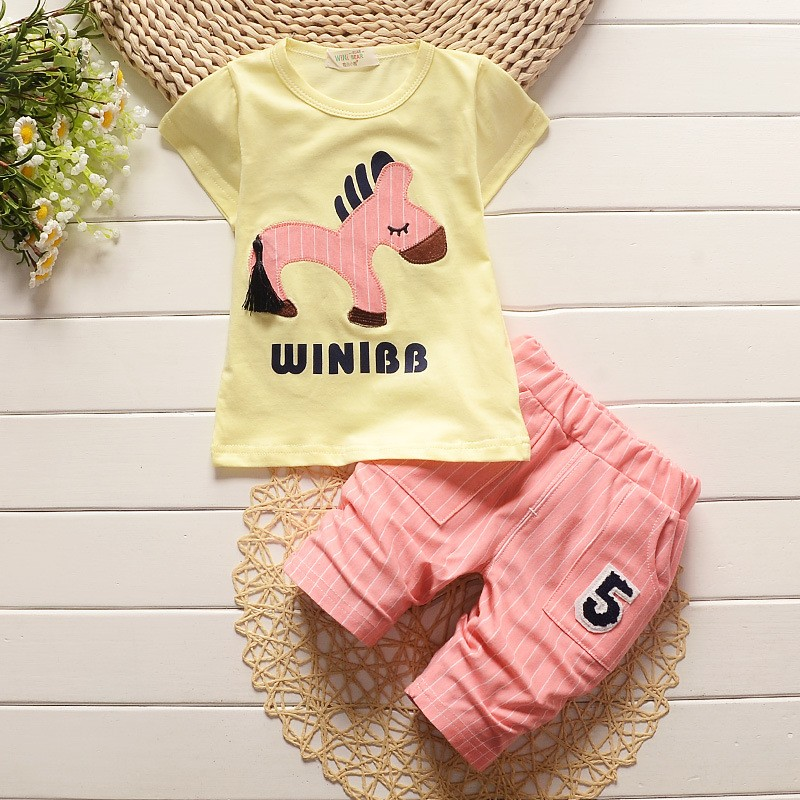 2016-new-summer-baby-boys-clothes-suit-kids-leisure-letter-number-clothing-set-children-cartoon-horse (2)