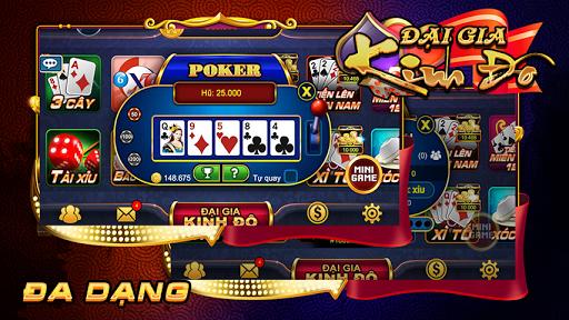 Kinh u0110u00f4 - Game Bu00e0i Online apkmind screenshots 2
