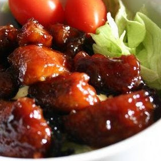 Teriyaki Chicken Don (Rice Bowl)