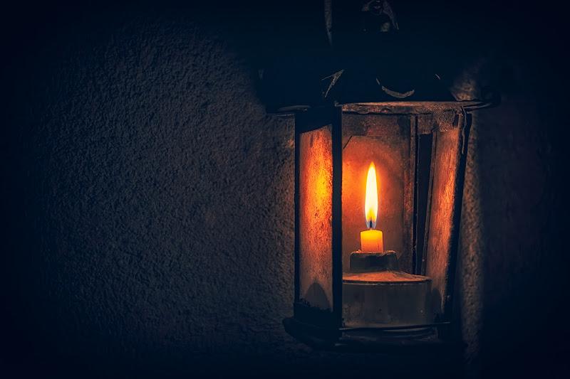 Magica luce di Barbara Surimi