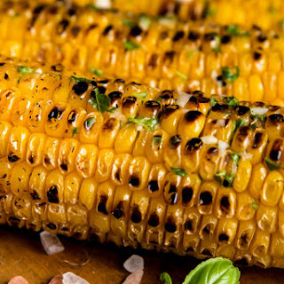 Easy Grilled Corn on the Cob Recipe