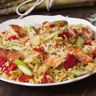 Italian Chicken Rice.