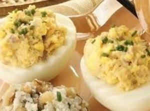 Ham And Deviled Egg Salad Spread Recipe