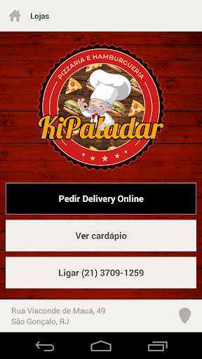 KiPaladar Pizzaria e Hamburgueria screenshots 2