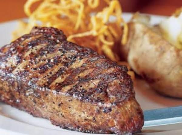 Classic Steak & Baked Potato Recipe