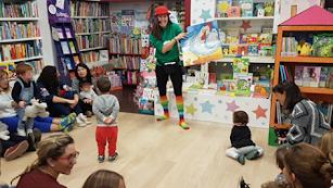 Una de las últimas actividades celebradas en Librería Papelo, de El Ejido.