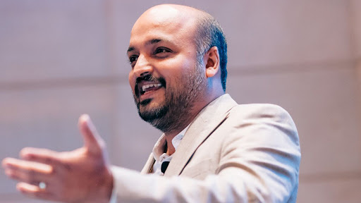 Deepak Prabhu, VP of consulting and design at Nihilent.