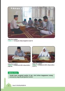 Buku PAI Kelas XI Kurikulum 2013 - náhled