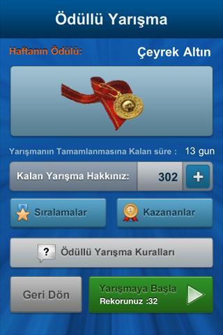 Bilgi Yarışı screenshot 3