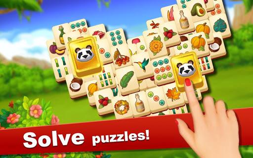 Zoo Mania: Mahjong Solitaire Puzzle  screenshots 11