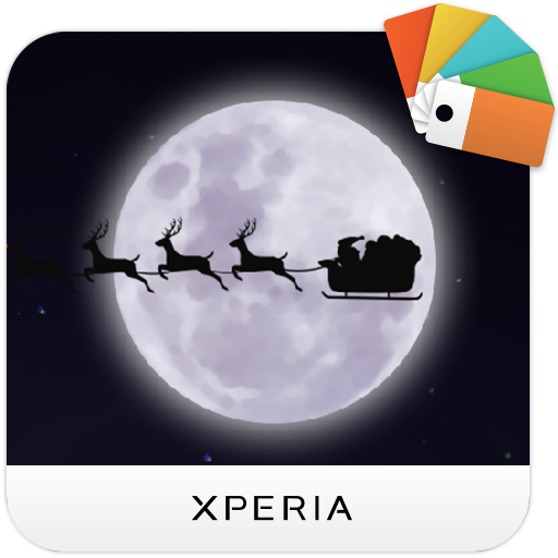 XPERIA™ Magical Winter Theme file APK for Gaming PC/PS3/PS4 Smart TV