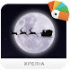 XPERIA™ Magical Winter Theme Android