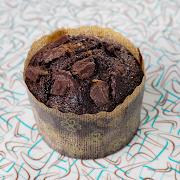 Double Chocolate Chunk Muffin