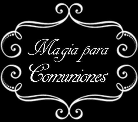 magia para comuniones