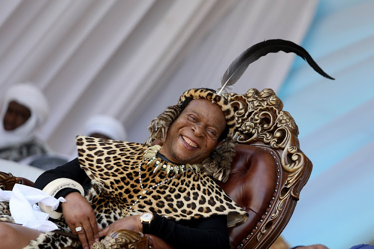Zulu King Goodwill Zwelithini's but is expected to reach R75m in few years.