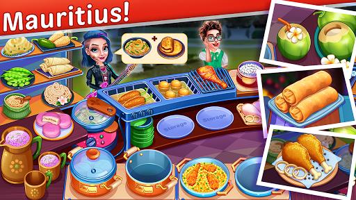 Code Triche Cooking Express : Star Restaurant Cooking Games APK MOD (Astuce) screenshots 1
