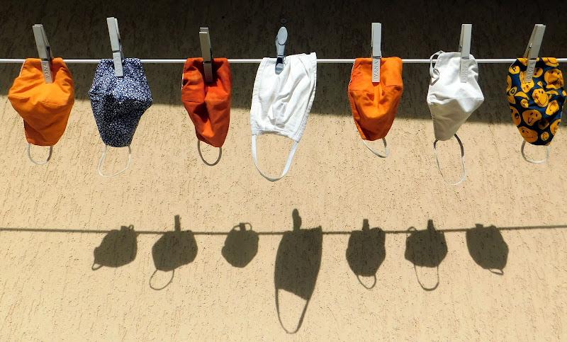 Mascherine...ombre e colori di RITA_CARLUCCI