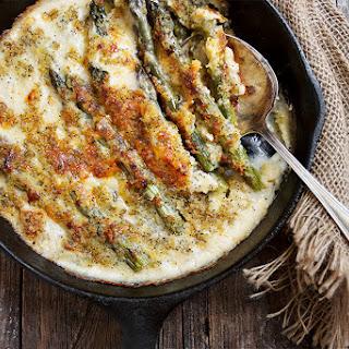 Skillet Asparagus Supreme