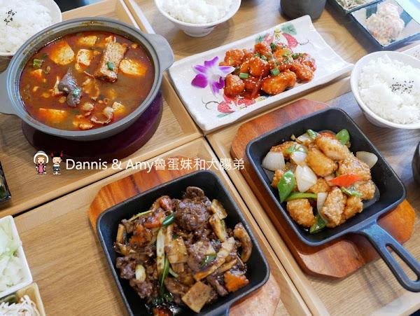 光聆廚房221號館。裝潢溫馨餐點現點現做。中式料理合菜菜色平價實惠 ︱ 影片