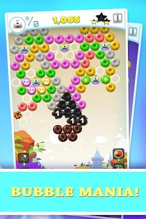 Dream Bubble Saga app screenshot