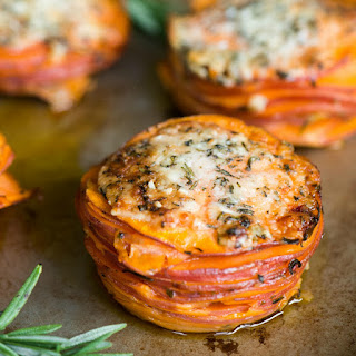 Sweet Potato Stacks Recipe