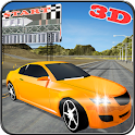 Extreme Car Race Simulator 3D icon