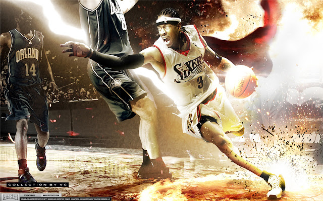 Allen Iverson Themes & New Tab
