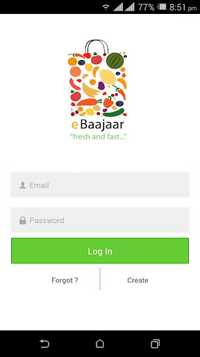 eBaajaar for Seller