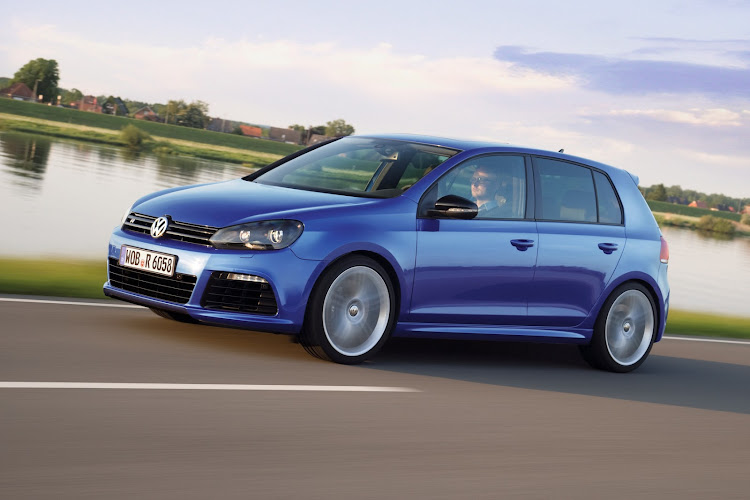 The Golf R became something of a sports car killer.
