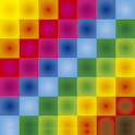 Square Color Flood full of joy icon
