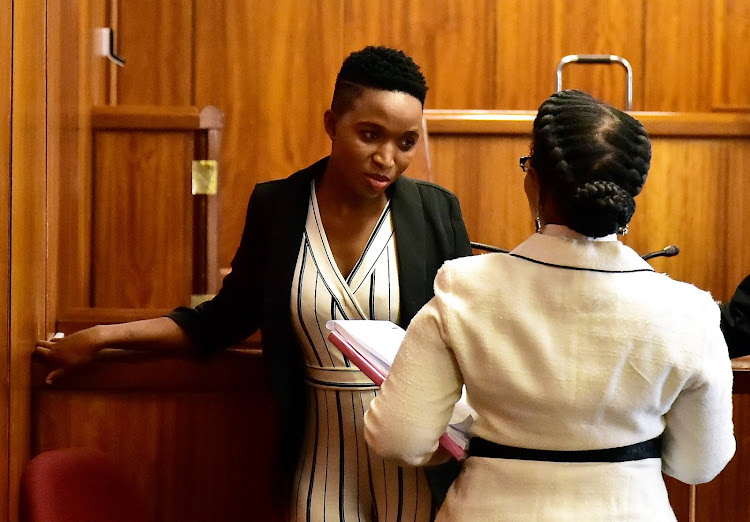 Andisiwe Dike is the state's first witness in case against Nigerian pastor Timothy Omotoso.