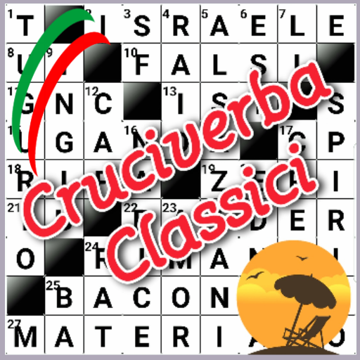 Italian Crossword Puzzles - Advanced Level Android APK Download Free By Davide Terella