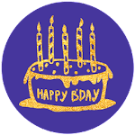 PG Bling Party - Sticker Pack from Photo Grid Icon