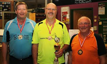 Photo: Senioren Einzel Herren – die Sieger