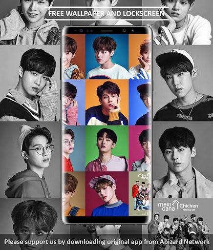 Wanna One Wallpaper KPOP 3.1 screenshots 3