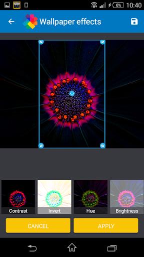 無料个人化Appの暗い壁紙 記事Game