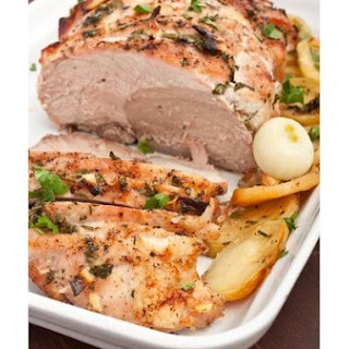Teriyaki Kosher Turkey Roast