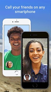 FaceTime Free Call Video & Chat Advice Screenshot